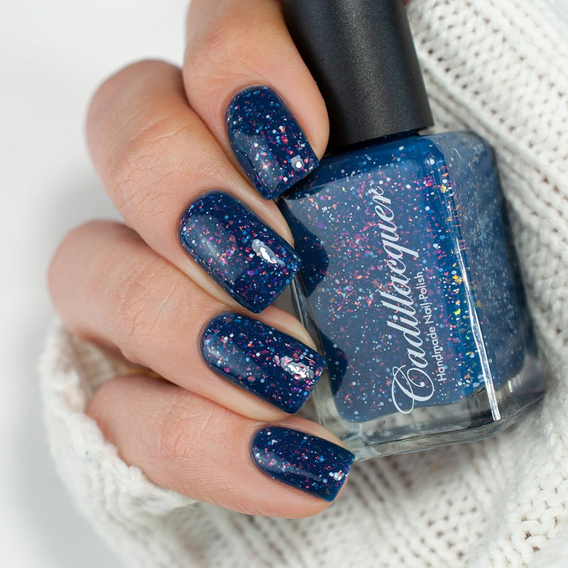Cadillacquer - Winter 2021 - Where The Skies End (Thermal)