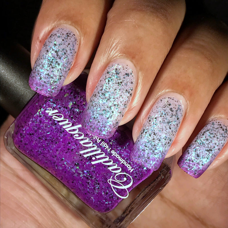 Cadillacquer - Winter 2021 - You Were Like Coming Up For Fresh Air (Thermal)