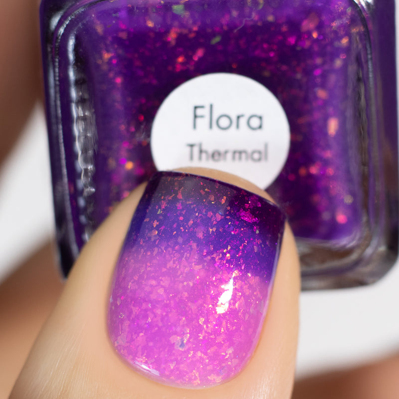 Cadillacquer - Spring 2021 - Flora (Thermal)