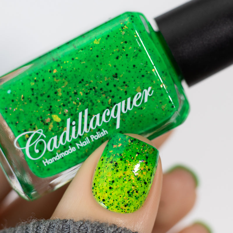 Cadillacquer - Winter 2021 - Nothing Stays The Same (Thermal)