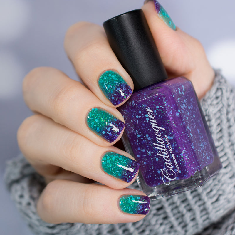 Cadillacquer - Winter 2021 - Rainy Zürich (Thermal)