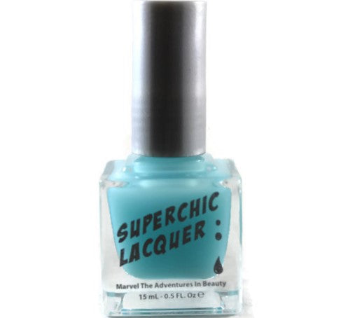 "SuperChic Lacquer - G-Force ""X"" Burnish Base Coat - Nail Polish - NEWLY Reformulated!"