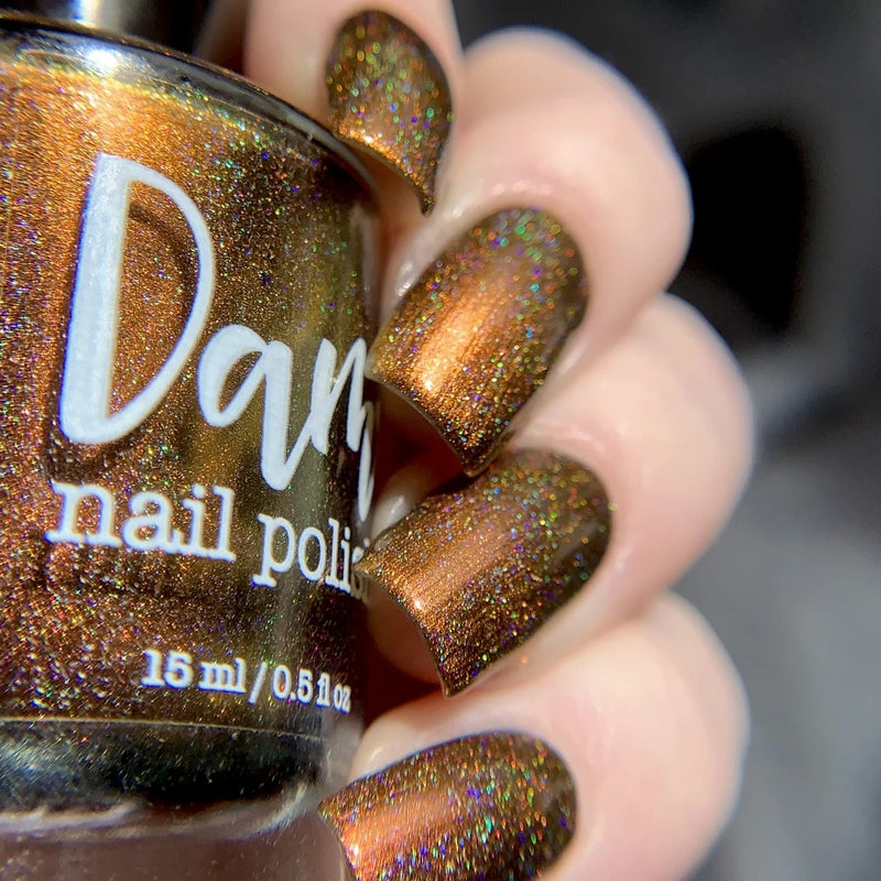 Dam Nail Polish - St. Patrick's Day - [AU]some