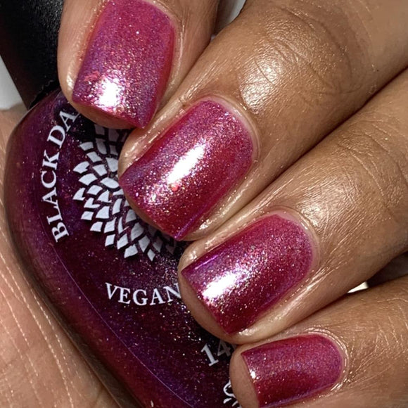 Black Dahlia Lacquer - Winter 2020 - Poison Asp