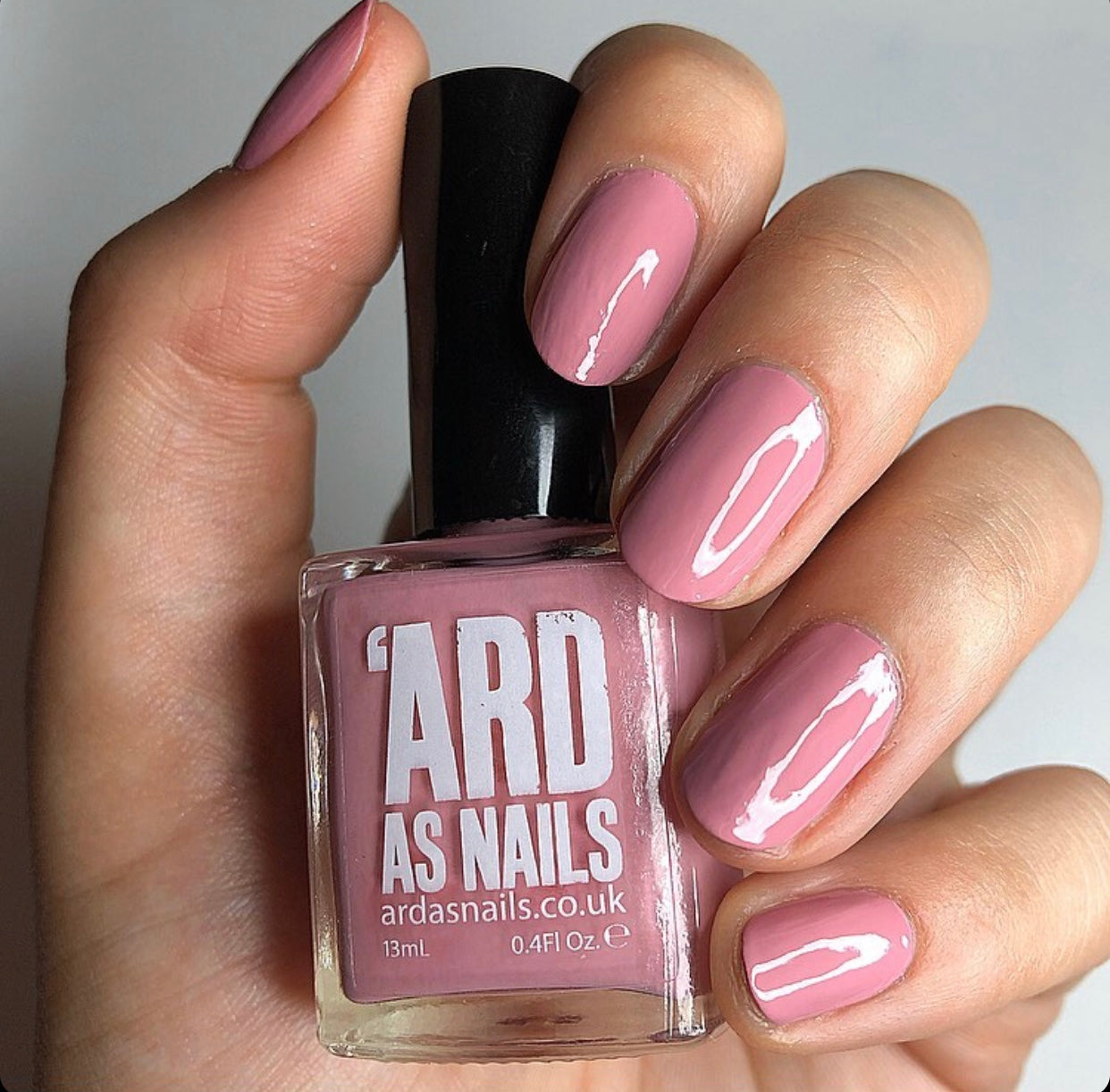 'Ard As Nails - Creme Collection - Julie
