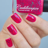 Cadillacquer - Summer Flakies - Keep Smiling
