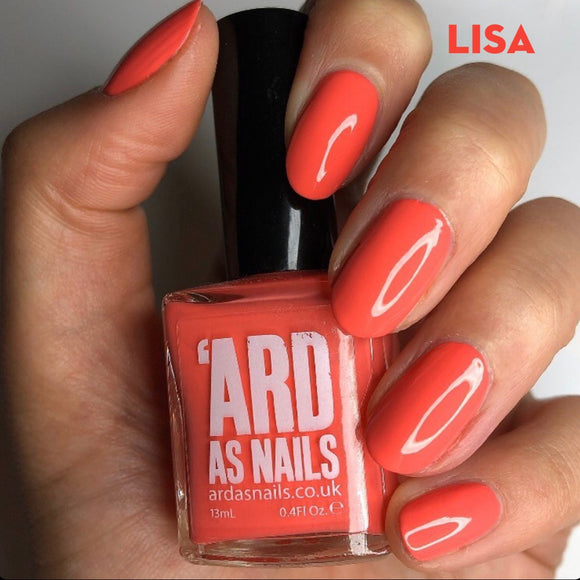 'Ard As Nails - Creme Collection - Lisa