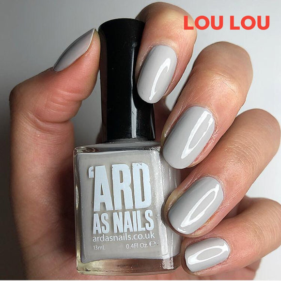 'Ard As Nails - Creme Collection - Lou-Lou