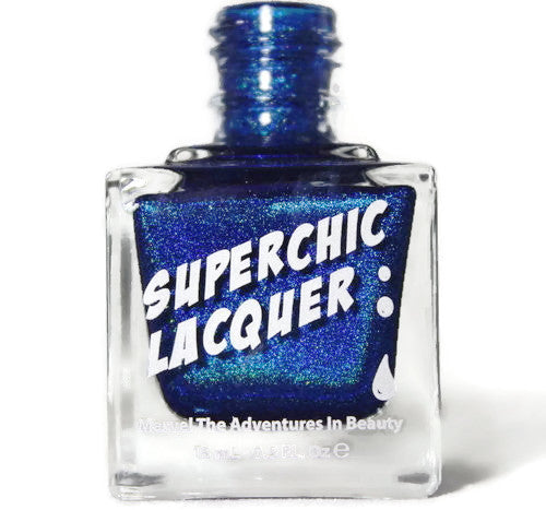 SuperChic Lacquer - Lucid Lala Land Nail Polish