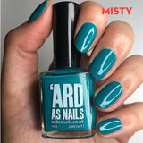 'Ard As Nails - Creme Collection - Misty