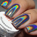 Nail Powder - Holographic