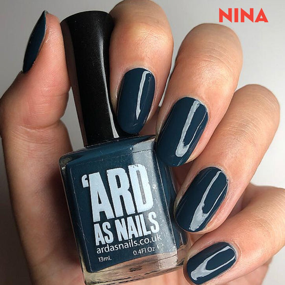 'Ard As Nails - Creme Collection - Nina