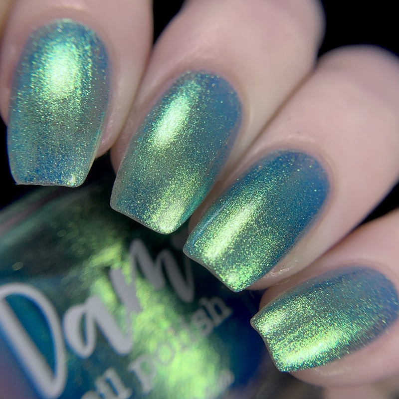 Dam Nail Polish - One Salty Beach - One Night Stand