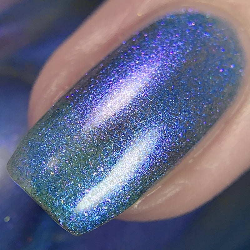 Dam Nail Polish - One Salty Beach - What UV is What You Get