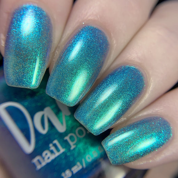 Dam Nail Polish - One Salty Beach - First Come First Surfed