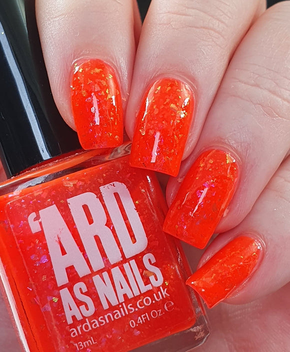 'Ard As Nails - Individuals - Tangerine Burnz