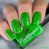 Cadillacquer - Villains (Fall/Halloween 2018) - Poison Ivy