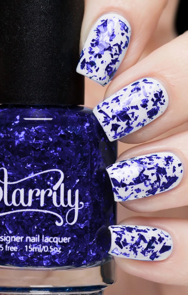 Starrily - Tanzanite Nail Polish