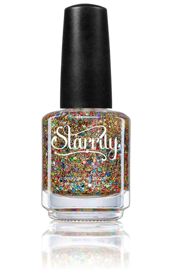 Starrily - Christmas Lights Nail Polish