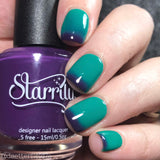 Starrily - Mermaid Lagoon Nail Polish (Thermal)