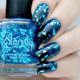 Starrily - Sea Glass Nail Polish