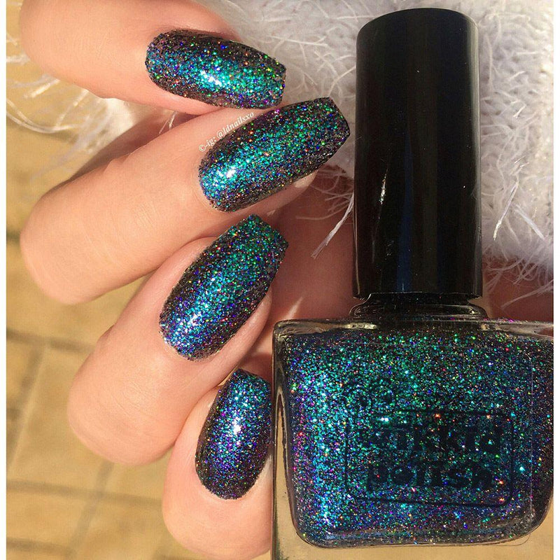 Wikkid Polish - Out Of This World - Aurora Nail Polish