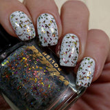 Wikkid Polish - Gothic - Beguiled Nail Polish (Glow in the Dark)