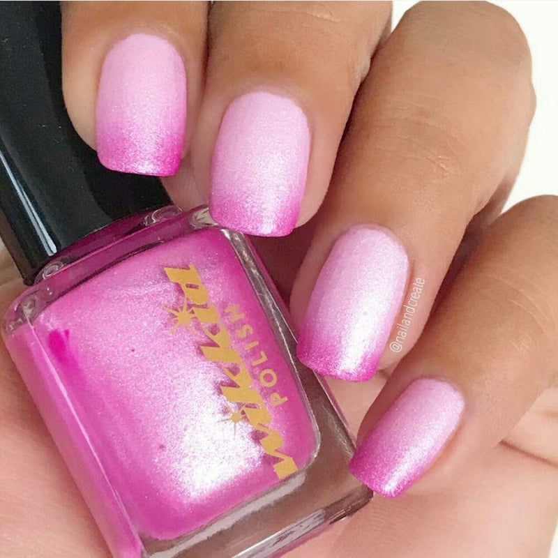 Wikkid Polish - Thermals - Coconut Ice Nail Polish