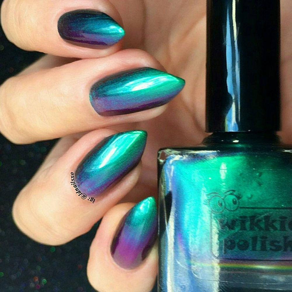 Wikkid Polish - Out Of This World - Dione Nail Polish