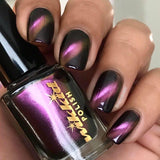 Wikkid Polish - What Wizardry Is This? - Dolores Magnetic Nail Polish