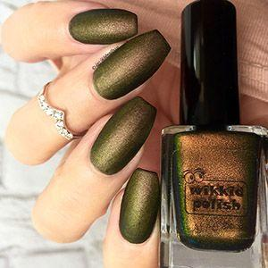 Wikkid Polish - Elements - Earth Nail Polish