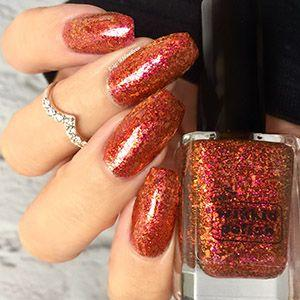 Wikkid Polish - Elements - Fire Nail Polish