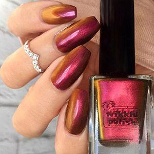 Wikkid Polish - Out Of This World - Helene Nail Polish