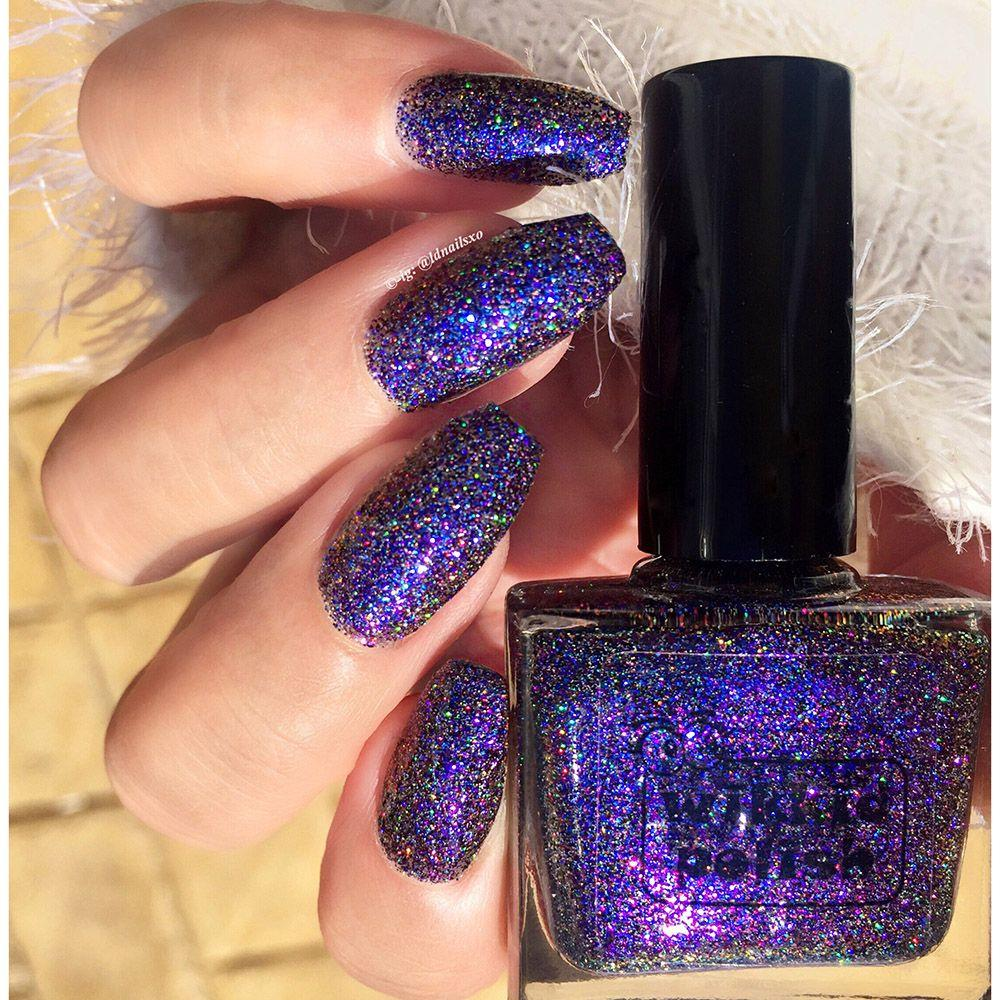 Wikkid Polish - Out Of This World - Orion Nail Polish