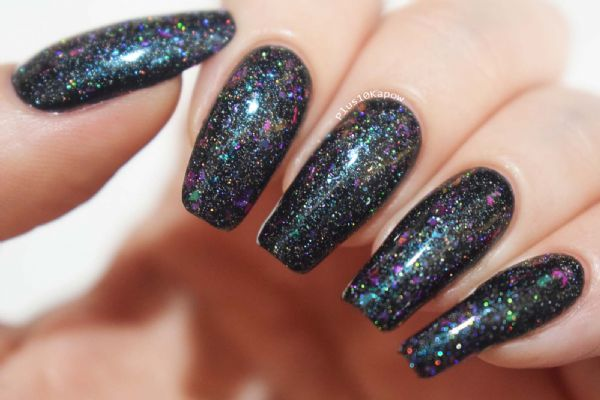 Wikkid Polish - Gothic - Seduction Nail Polish (Glow in the Dark)