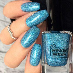 Wikkid Polish - Elements - Water Nail Polish