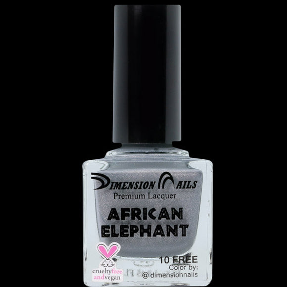 Dimension Nails - African Savanna - African Elephant