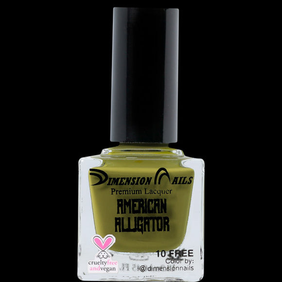 Dimension Nails - Mangrove Swamp - American Alligator