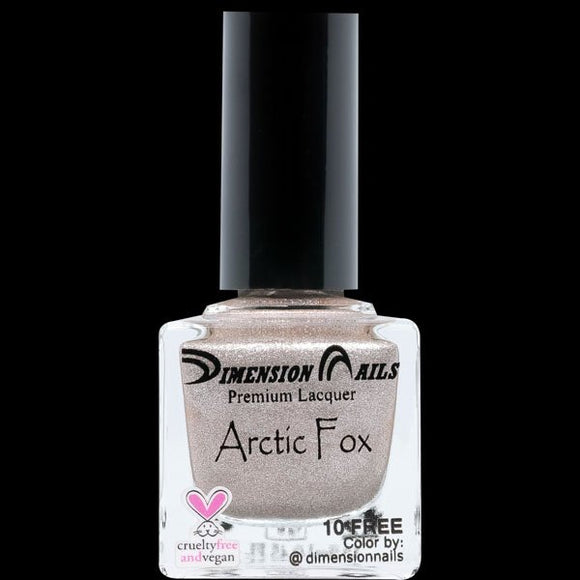 Dimension Nails - The Tundra Collection - Arctic Fox
