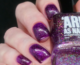 'Ard As Nails - Falling For Hue - Grapeful