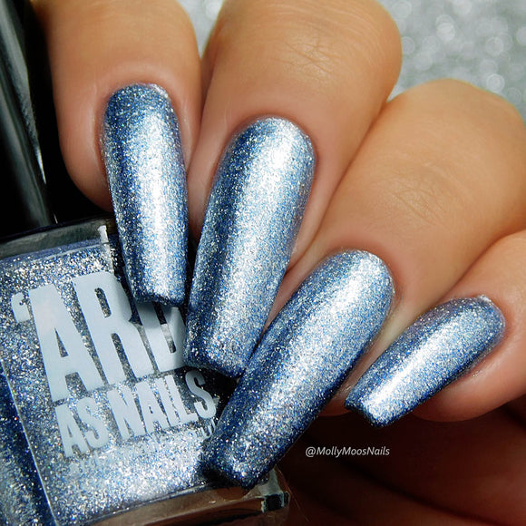 'Ard As Nails - Oh So Sparkly - Glacial Shift