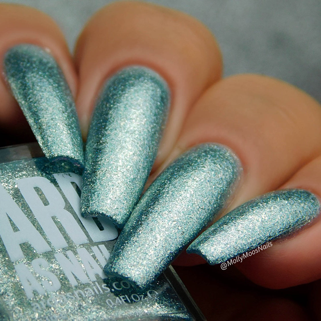 'Ard As Nails - Oh So Sparkly - Peppermint Panache