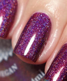 Black Dahlia Lacquer - Berry Birthday