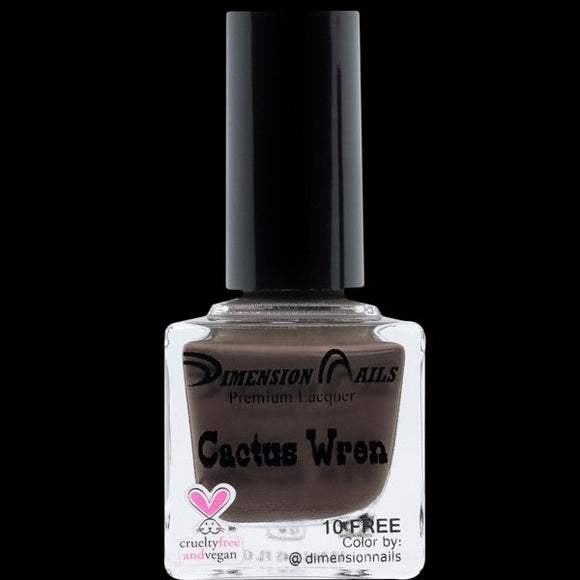 Dimension Nails - The Desert - Cactus Wren