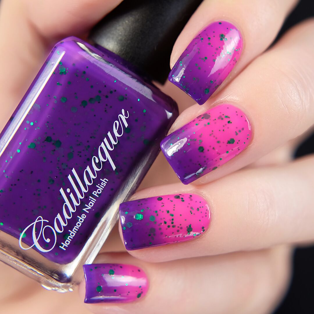 Cadillacquer - Halloween 2019 - Don't Leave Me Alone (Thermal)