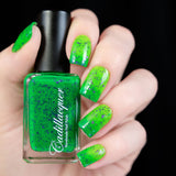 Cadillacquer - Halloween 2019 - Wicked (Thermal)