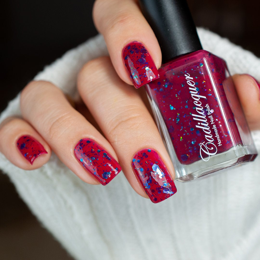 Cadillacquer - Fall & Halloween 2020 - I'm Here To Save The World From Evil. Again.