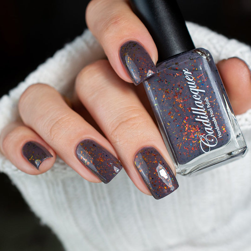 Cadillacquer - Fall & Halloween 2020 - My Perfect Silence
