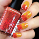 Cadillacquer - Fall & Halloween 2020 - Redrum (Thermal)