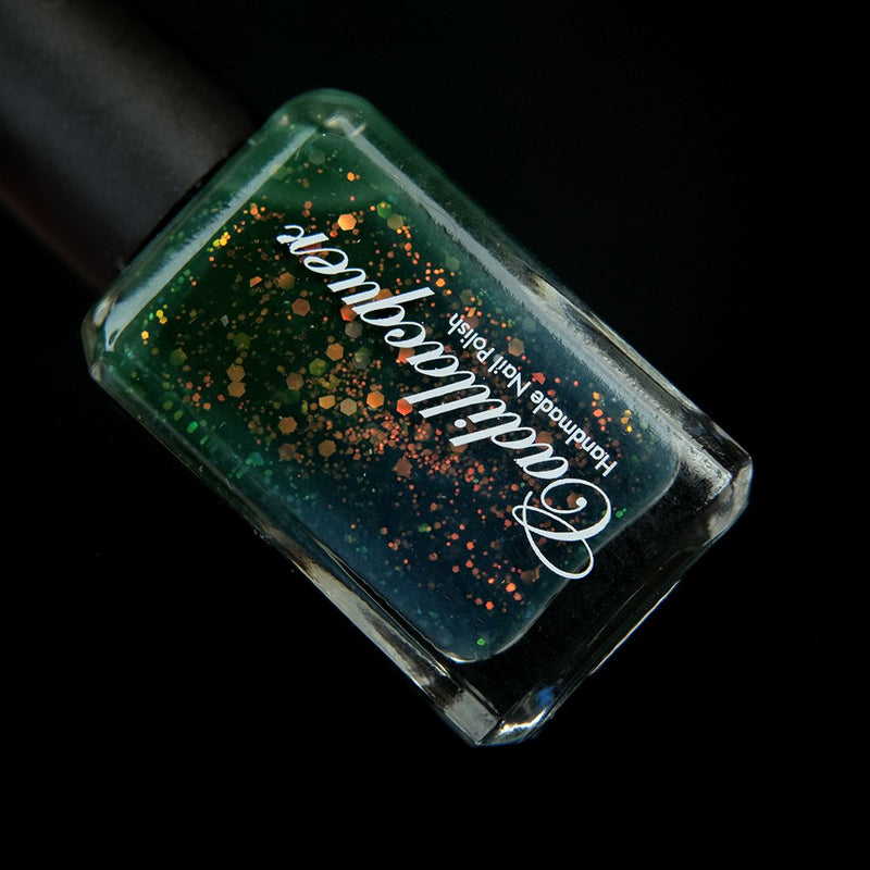 Cadillacquer - Fall & Halloween 2020 - That Cold Ain't The Weather (Thermal)